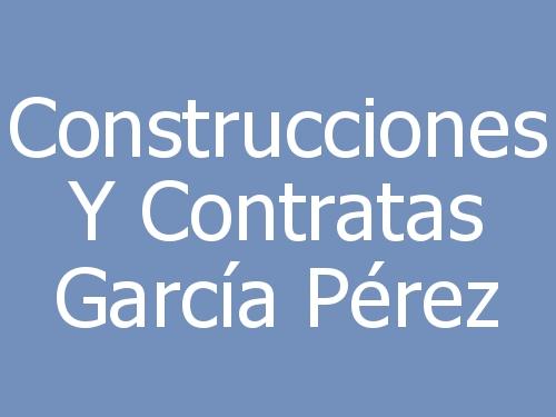 Construcciones Y Contratas García Pérez