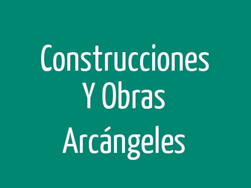 Construcciones Y Obras Arcángeles