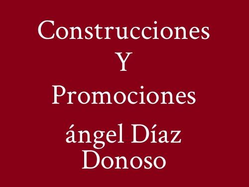 Construcciones Y Promociones ángel Díaz Donoso
