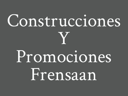 Construcciones Y Promociones Frensaan