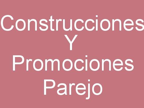 Construcciones Y Promociones Parejo
