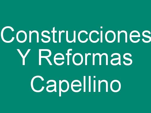 Construcciones Y Reformas Capellino