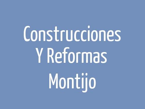 Construcciones Y Reformas Montijo