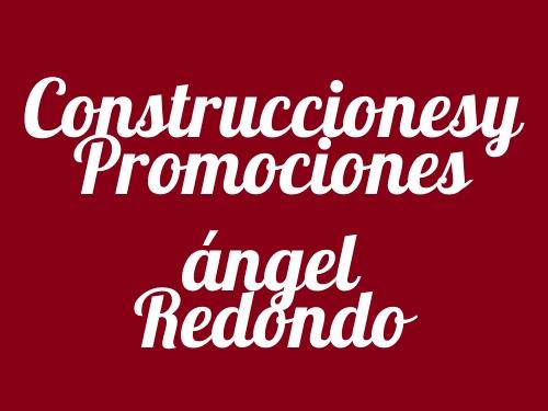 Construccionesy Promociones ángel Redondo