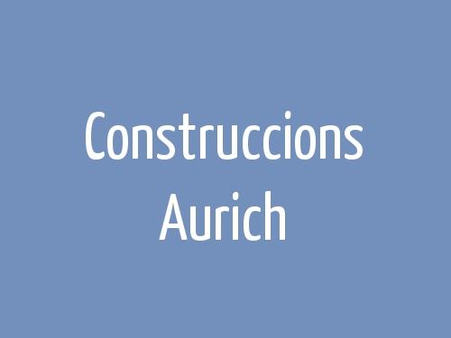 Construccions Aurich