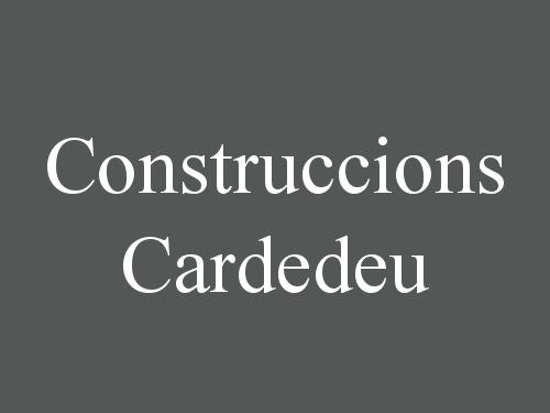 Construccions Cardedeu