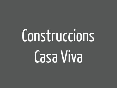 Construccions Casa Viva