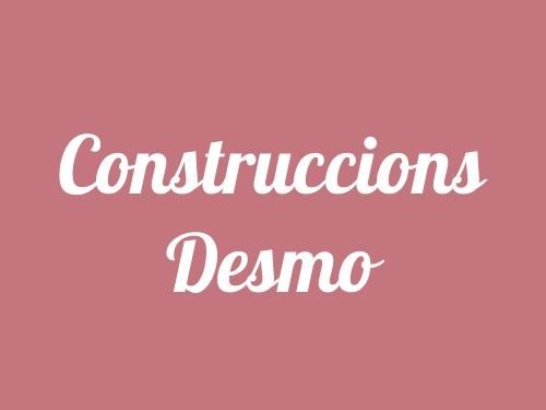 Construccions Desmo