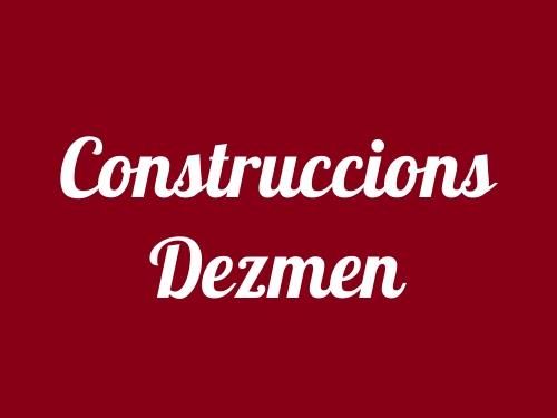 Construccions Dezmen