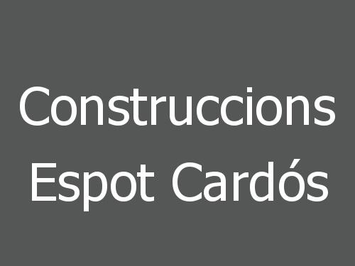 Construccions Espot Cardós