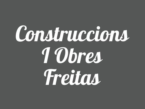 Construccions I Obres Freitas