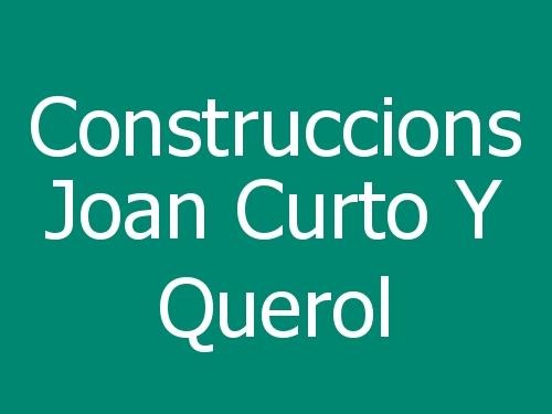 Construccions Joan Curto Y Querol