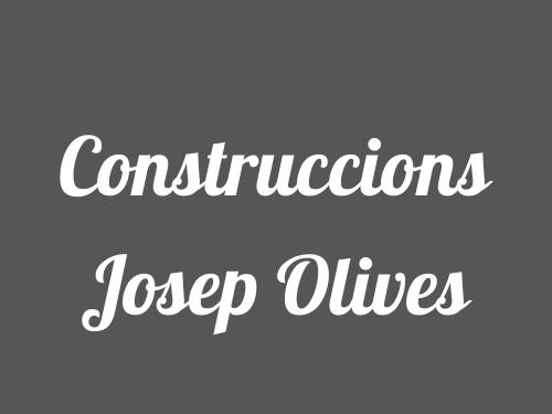 Construccions Josep Olives