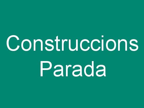 Construccions Parada