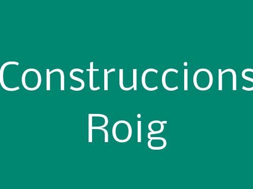 Construccions Roig