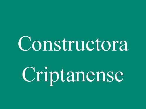 Constructora Criptanense