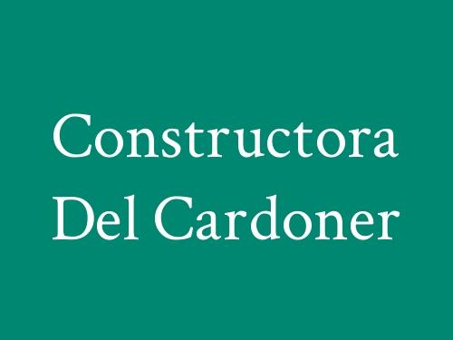 Constructora Del Cardoner