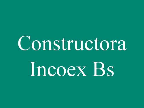 Constructora Incoex Bs