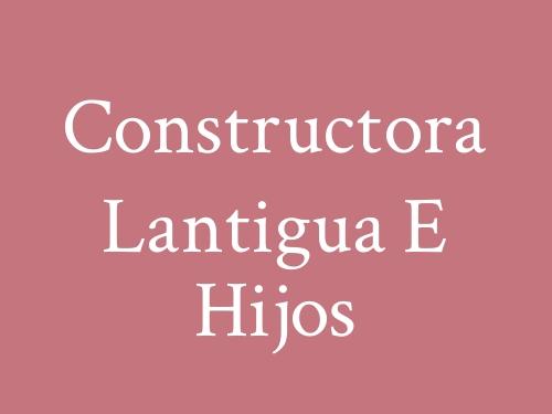 Constructora Lantigua E Hijos