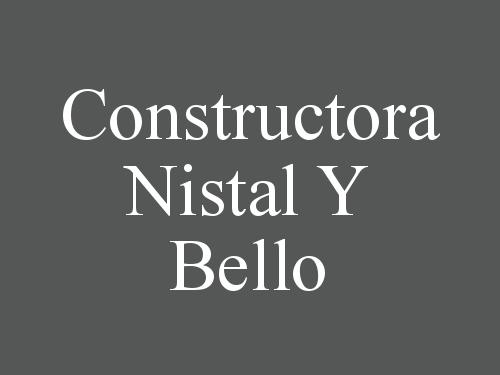 Constructora Nistal Y Bello