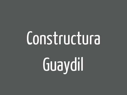 Constructura Guaydil