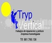 Tryp Vertical, SLU