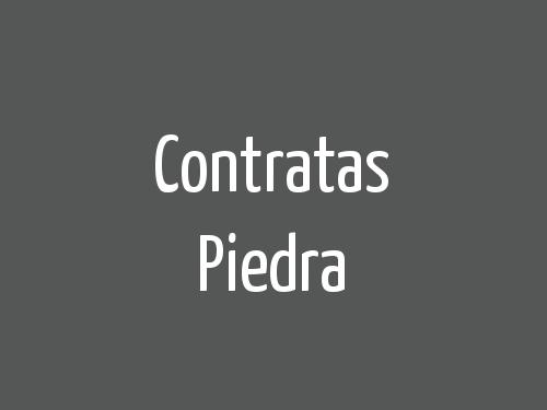 Contratas Piedra