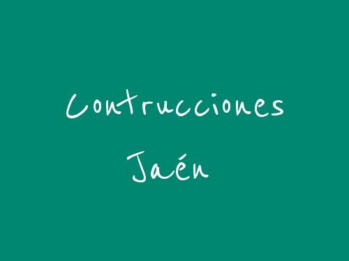 Contrucciones Jaén