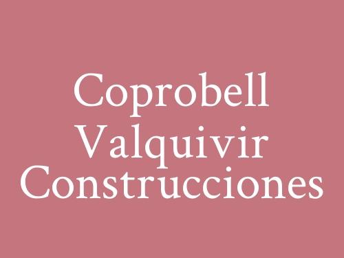 Coprobell Valquivir Construcciones