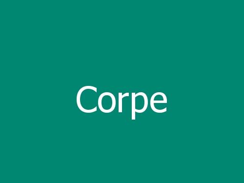 Corpe
