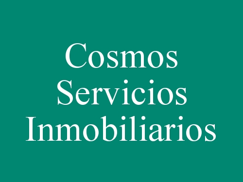 Cosmos Servicios Inmobiliarios