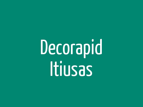 Decorapid Itiusas