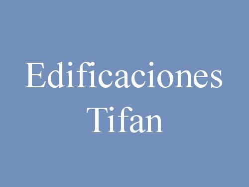 Edificaciones Tifan