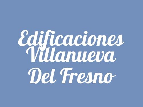 Edificaciones Villanueva Del Fresno