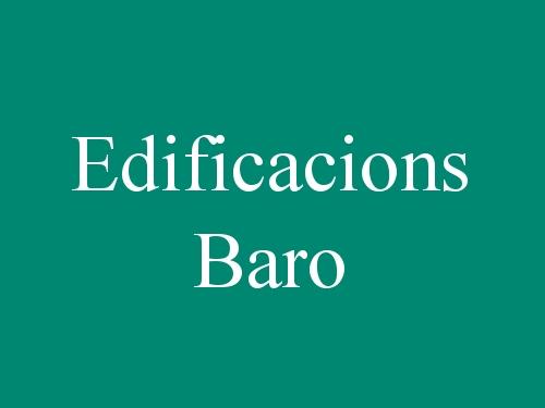 Edificacions Baro