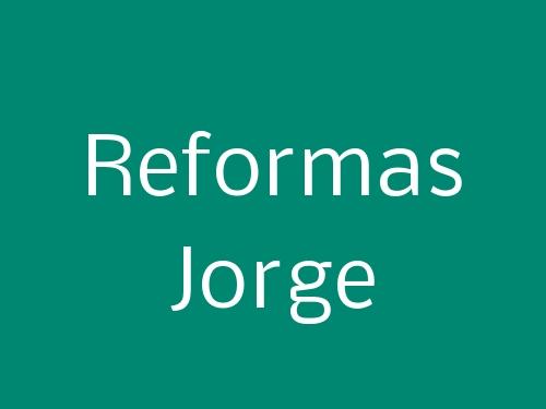 Reformas Jorge