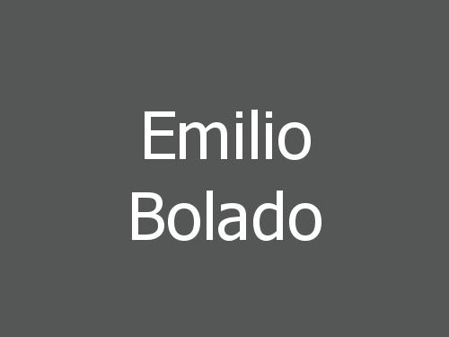 Emilio Bolado