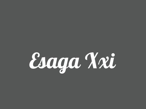 Esaga Xxi