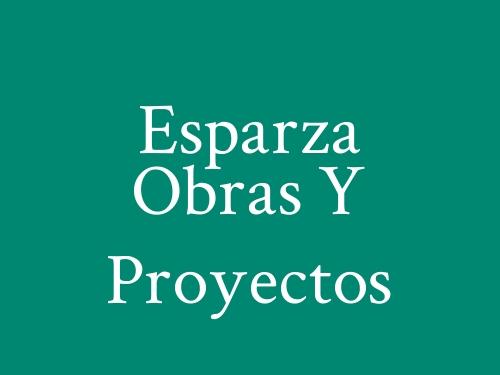 Esparza Obras Y Proyectos