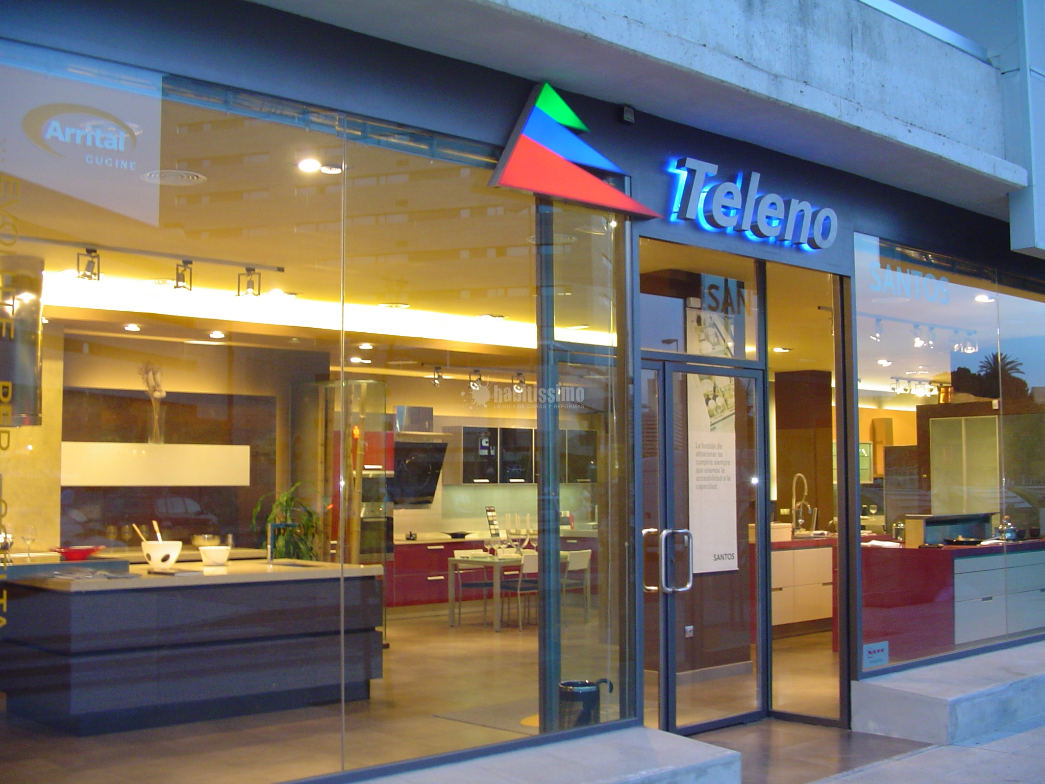 Teleno Diseño Sevilla