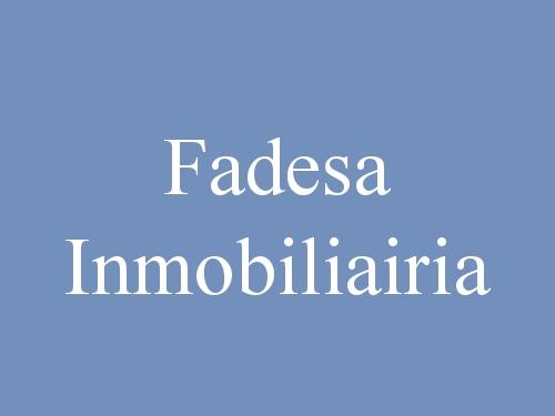 Fadesa Inmobiliairia