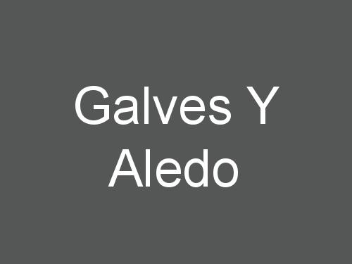 Galves Y Aledo