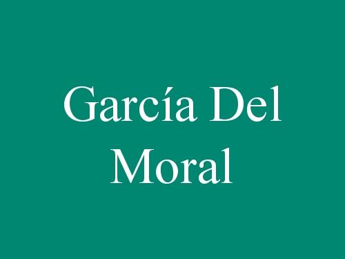 García Del Moral