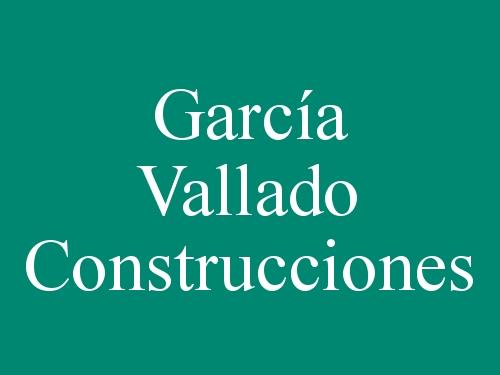 García Vallado Construcciones