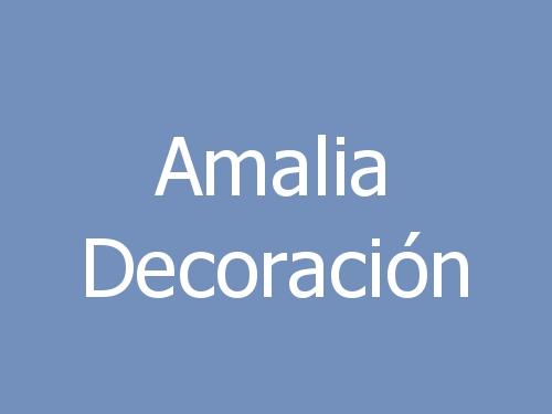Amalia Decoración