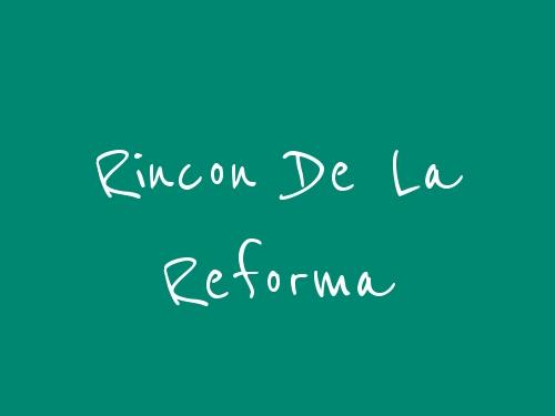 Rincon de la Reforma