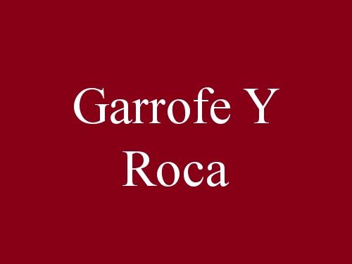 Garrofe Y Roca