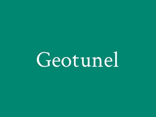Geotunel