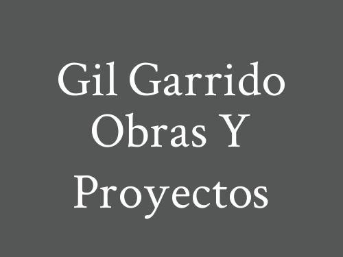 Gil Garrido Obras Y Proyectos