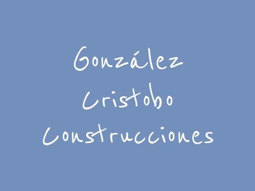 González Cristobo Construcciones